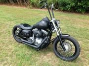 2009 - Harley-Davidson Dyna Streetbob Custom Bobber