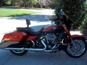2014 - Harley-Davidson Road King CVO Screaming Eagle